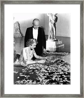 Citizen Kane  Framed Print by Silver Screen