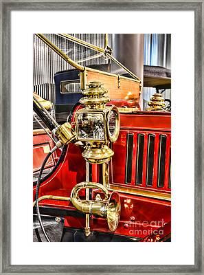 Classic Car - 1906 Stanley Steamer Framed Print by Paul Ward