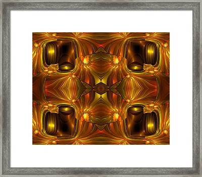 Classical Traditions Framed Print