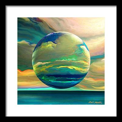Dreamscape Framed Prints