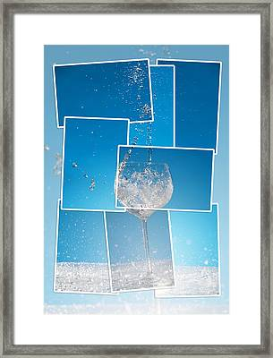 Cold One Framed Print by Alexey Stiop