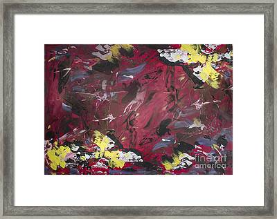 Colorplay Framed Print by Bruno Santoro