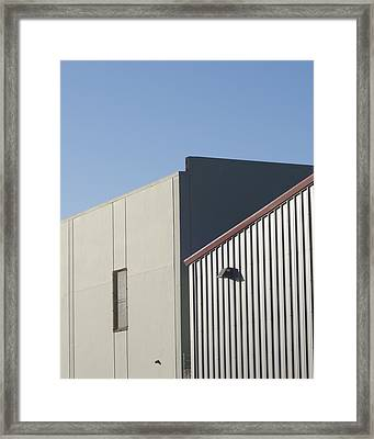 Commercial Framed Print