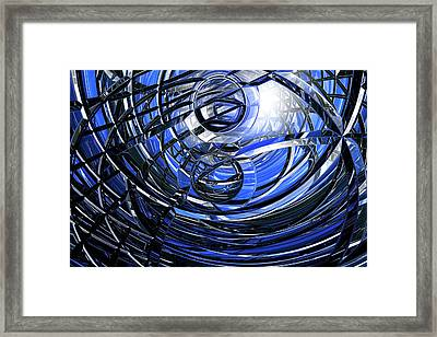 Connections Framed Print