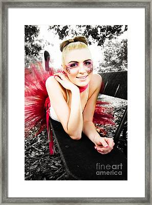 Cosmetics Framed Print by Jorgo Photography - Wall Art Gallery