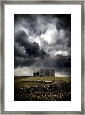 Cottage Framed Print by Joana Kruse