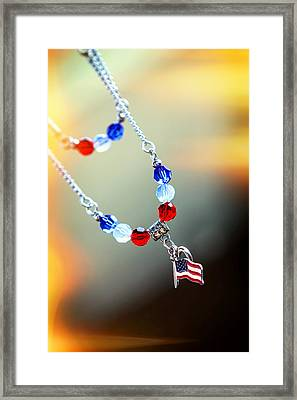 Country Pride Framed Print by Sennie Pierson