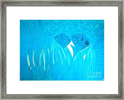 Creativity Iv Framed Print