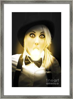 Creativity Framed Print
