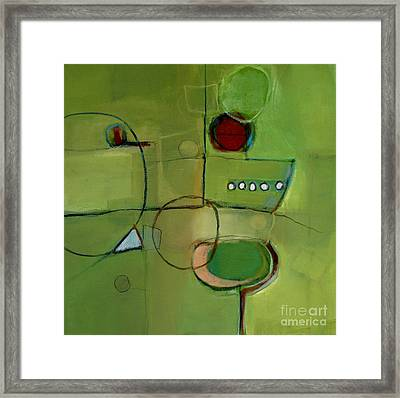 Cruising Framed Print by Michelle Abrams