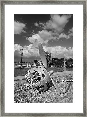 Cuba, Matanzas Province, Playa Giron Framed Print by Walter Bibikow