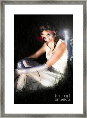 Cupid The Angel Of Love Framed Print by Jorgo Photography - Wall Art Gallery