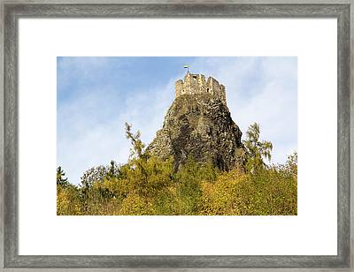 Czech Republic, Liberec, Semily Framed Print