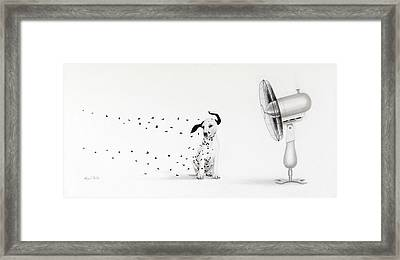 Dalmita V Framed Print