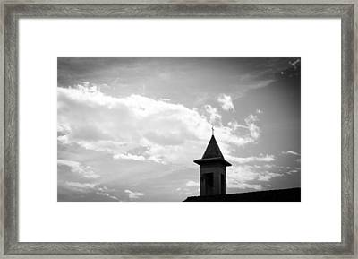 Dark Ages Framed Print