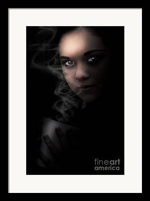 Mesmerising Framed Prints