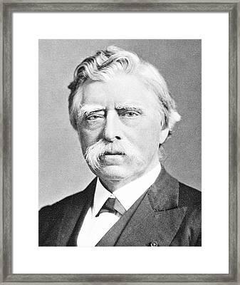 David Hughes Framed Print by Science Photo Library