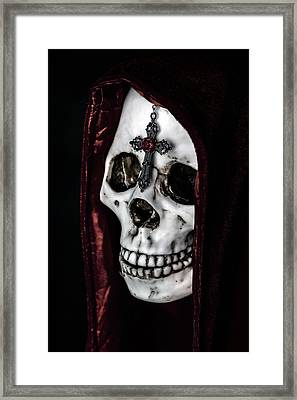 Dead Knight Framed Print