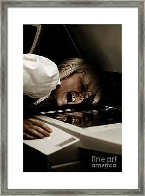 Deadly Duplications Framed Print by Jorgo Photography - Wall Art Gallery