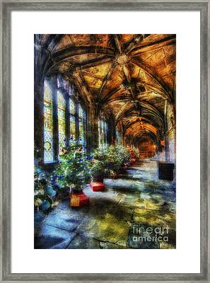 Deck The Halls  Framed Print by Ian Mitchell