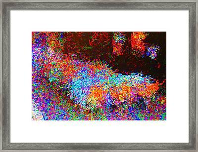 Framed Print featuring the photograph Deja Vu by Nick David