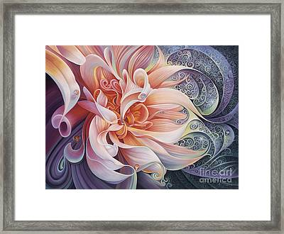 Delight Framed Print by Ricardo Chavez-Mendez