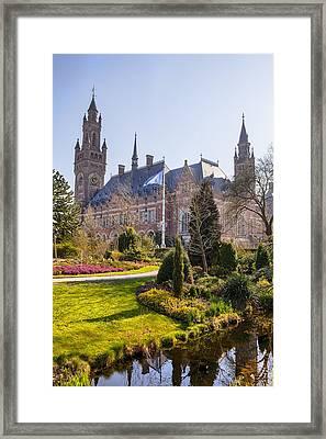 Den Haag Framed Print by Joana Kruse