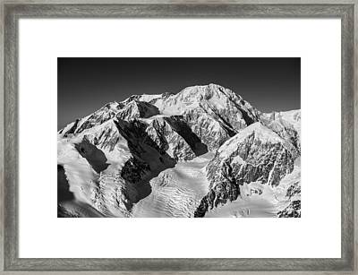 Denali - Mount Mckinley Framed Print by Alasdair Turner