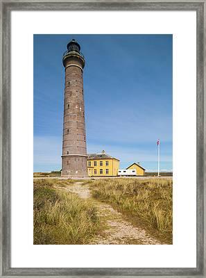 Denmark, Jutland, Skagen, Skagen Framed Print