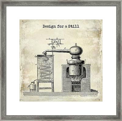 Design For A Still Framed Print by Jon Neidert