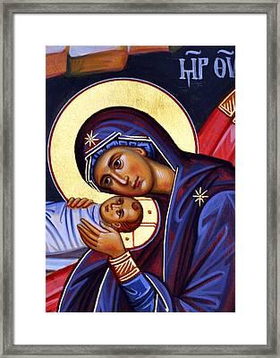 Devotion Framed Print