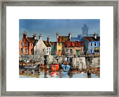 Dingle Harbour  Kerry Framed Print