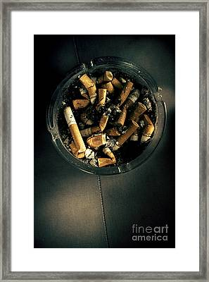 Dirty Habit Framed Print by Jorgo Photography - Wall Art Gallery