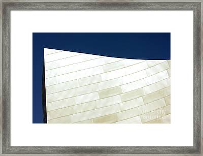 Disney Concert Hall 16 Framed Print by Micah May