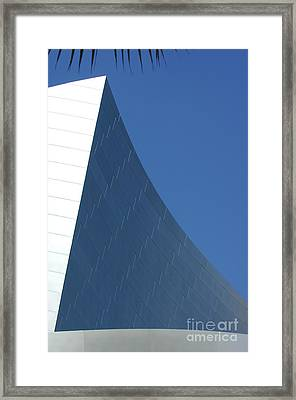 Disney Concert Hall 15 Framed Print by Micah May