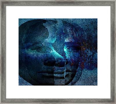 Divided Framed Print by Gun Legler