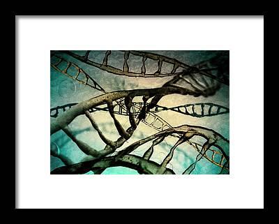 Genetic Material Framed Prints