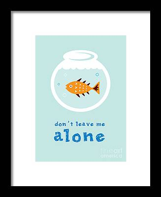Single Parent Framed Prints