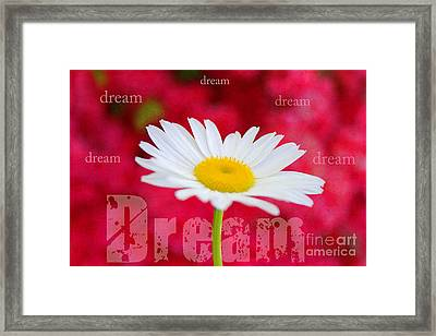 Dream Framed Print by Darren Fisher