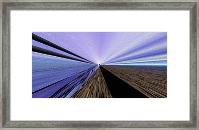 Dream Scapes Series One Framed Print by Sir Josef - Social Critic - ART