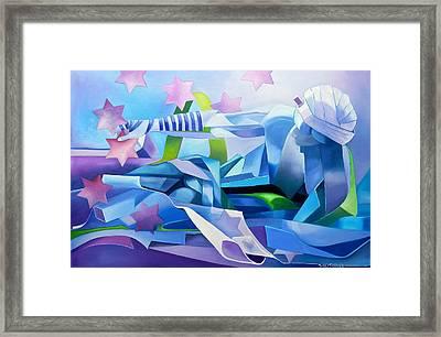 Dream Framed Print by Susan Robinson