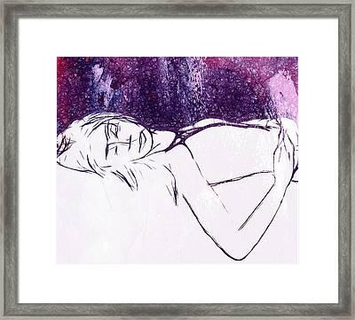 Dreaming Of You Framed Print by Steve K