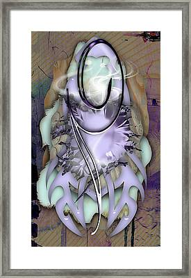 Dreamscape Framed Print by Marvin Blaine