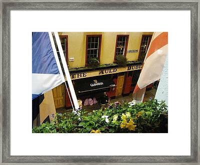 Dublin Pub Framed Print by Tim Townsend