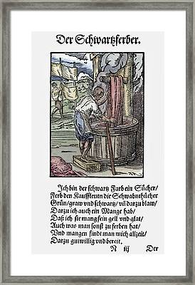 Dyer, 1568 Framed Print by Granger