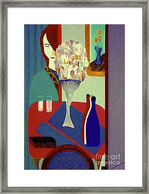 Early Sunday Morning Framed Print by Bill OConnor