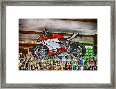 Eden Of The Xy-chromosome V6 Framed Print