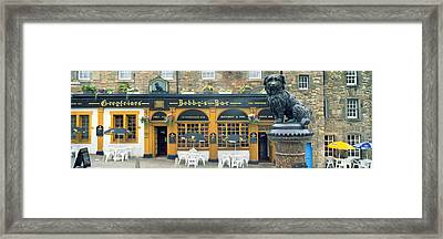 Edinburgh Scotland Framed Print by Panoramic Images