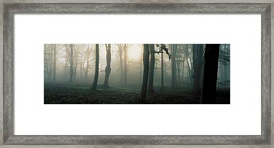 Ekero Uppland Sweden Framed Print by Panoramic Images