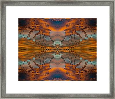 Elaine's Dream Framed Print by Brian Johnson